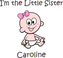 Little Sister Shirt Style A