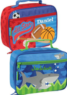 Stephen Joseph Personalized Boy's Backpacks