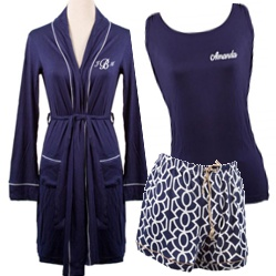 Monogrammed Sleepwear from The Royal Standard