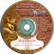 Personalized Baby Lulaby CD
