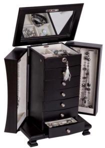 Layla Java Jewelry Box