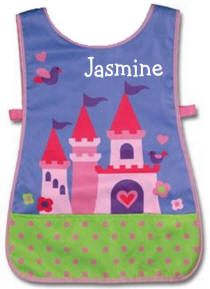 Stephen Joseph Kids Castle Craft Apron