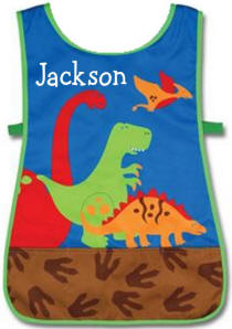 Stephen Joseph Kids Dino Craft Apron