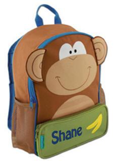 Backpack Monkey Sidekicks