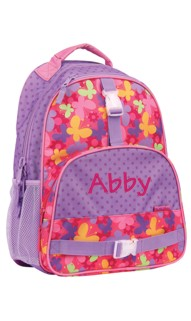 Personalized AOP Butterfly Backpack