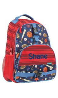 Personalized Sports AOP Backpack
