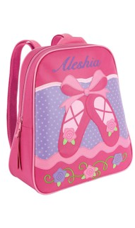 Girl Ballet Backpack-New