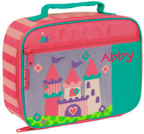 Girls Castle Lunchbox