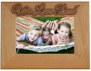 Love Nana Picture Frame on We Love Engraved Photo Frame