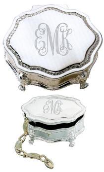 Personalized Princess Jewelry Box