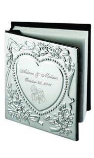 Personalized Sweetheart Wedding Photo Album