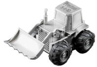 Satin Finish Tractor Bank