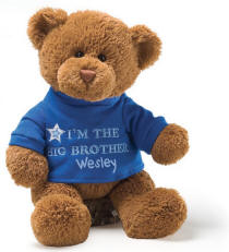Personalized Big Brother Bear