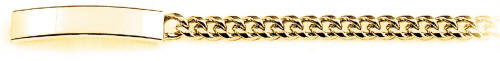 Speidel Yellow Ladies ID Bracelet
