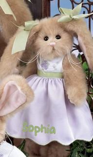 Dee Floral Bunny