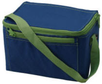 Blue Green Lunch Box