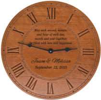 Decorative Wall Clocks | Personalized Wall Clocks