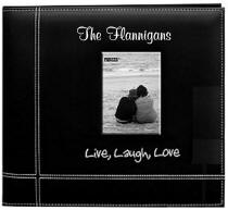 Live, Laugh, Love Scrapbook