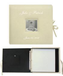 Personalized Wedding Scrapbook Box