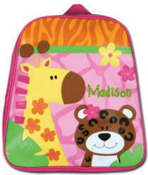 Girls Zoo Kids Backpack