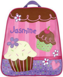 Cup Cake Kids Backpack