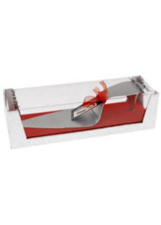 Ruby Red Heeled Cake Server