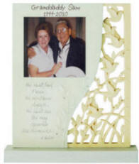 Personalized Bereavement Picture Frame