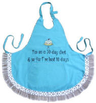 30 Day Diet Apron