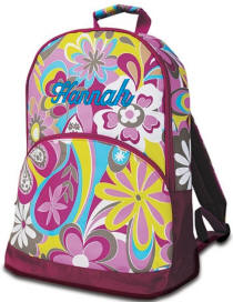 Soho Swirl Girls Backpack