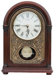 Amherst Personalized Mantel Clock