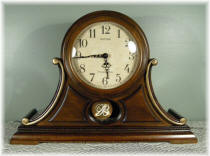 Tuscany Personalized Mantel Clock - 16 Melodies