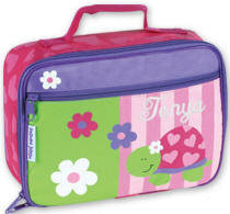 Stephen Joseph Pink Turtle Lunch Box