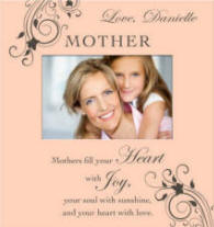 mother engraved photo frame - Mother Picture Frame