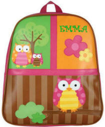 Owl Girls Backpack