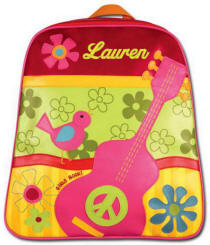 Personalized Girls Rock Backpack