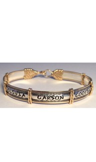 Personalized Family Bracelet