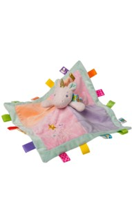 TAGGIES Dreamsicle Unicorn Character Blanket