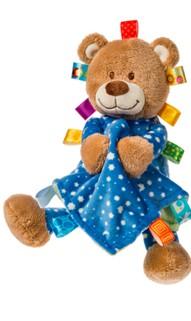 Taggies Starry Night Teddy & Blanket
