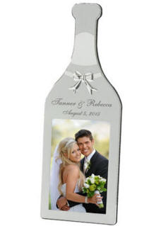 Wine Bottle Frame