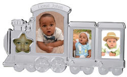 Train Photo Frame