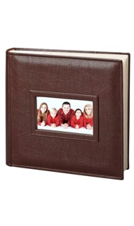 Brown Photo Album