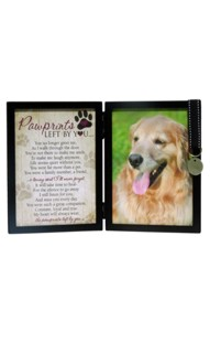 Personalized Pawprints 5x7 Frame