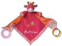 Jasmine Giraffe Character Blanket