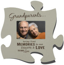 Puzzle Photo Grandparents