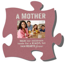 Puzzle Photo Mother