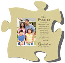 Puzzle Photo Our Family