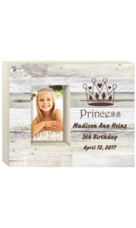 Personalized Distressed Frame