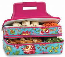 Personalized Entertainer Hot & Cold Food Carrier