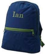 Small Cadet Blue Children's Backpack