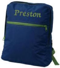 Large Blue/Lime Children's Backpack